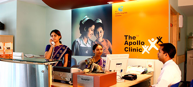 The Apollo Clinic-Namaste Dehradun