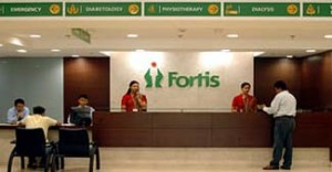 Fortis Escorts Hospital-Namaste Dehradun