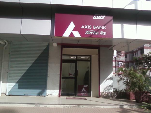 Axis Bank ATM-Namaste Dehradun