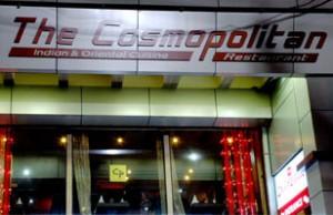 Cosmopolitan Restaurant-Namaste Dehradun