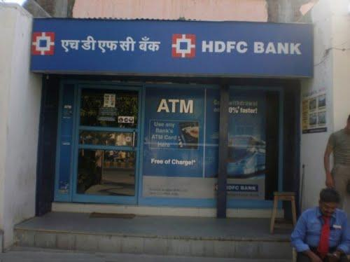 Hdfc forex card atm pin