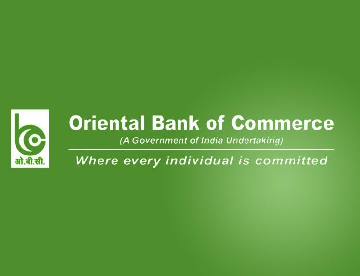 Oriental Bank of Comerece ATM- Namaste Dehradun