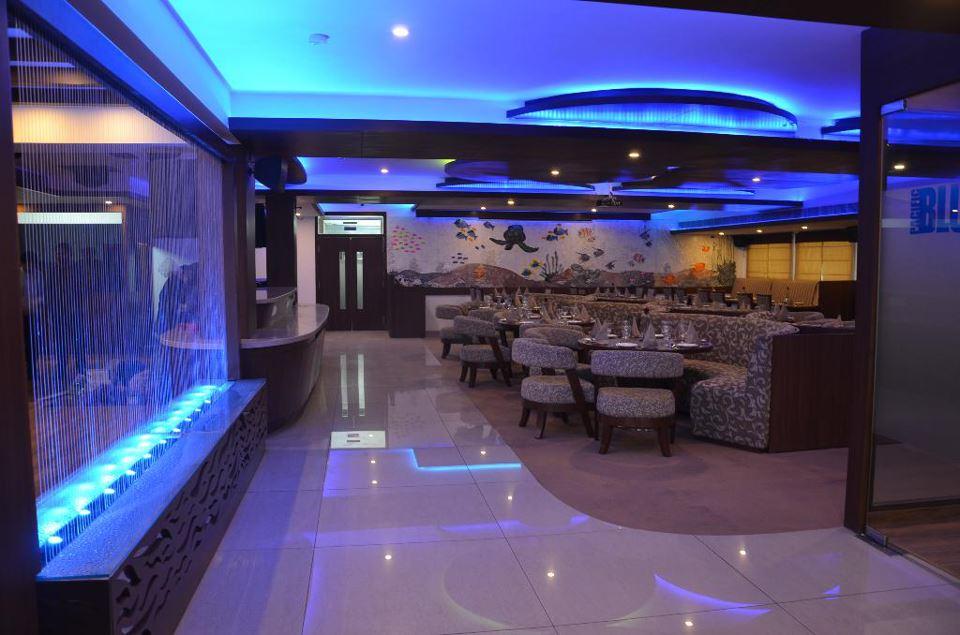 Pacific Blue Restaurant-Namaste Dehradun