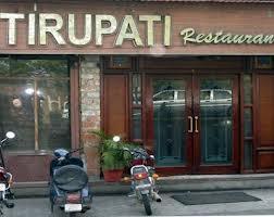 Tirupati Restaurant-Namaste Dehradun