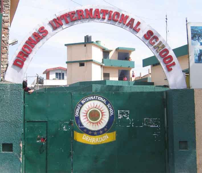drona's international school-Namaste Dehradun