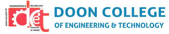 Doon College of Engineering and Technology-Namaste Dehradun