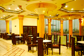 Emerald Court Restaurant Namaste Dehradun