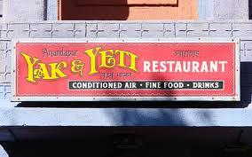 Yak & Yeti Restaurant-Namaste Dehradun