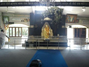 Sai Mandir @ Rajpur Road-Namaste dehradun