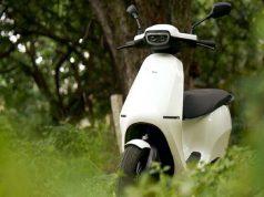 Ola Scooter S1 in Dehradun