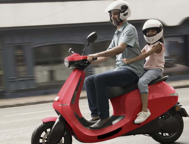 Ola Scooter S1 Delivery in Dehradun